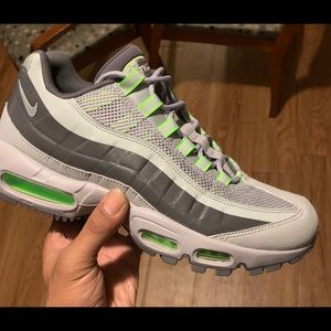 Air max 95 electric green shoes